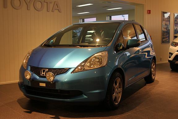 Honda Jazz 1,4 Comfort MOTORVARMER/EKSTRA LANGLYS  2010, 99262 km, kr 95000,-