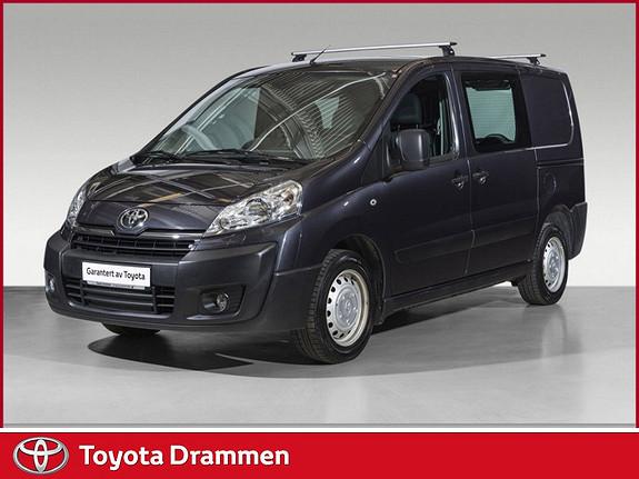 Toyota Proace 2,0 163hk L1H1 (m/ bakluke) aut.  2013, 72570 km, kr 159000,-