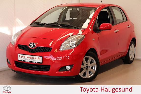 Toyota Yaris 1,33 S&S Bluetooth, Aircondition, Fin KM, Tectylert  2010, 75306 km, kr 99000,-