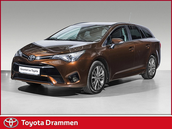 Toyota Avensis Touring Sports 1,8 Active M-drive 7S  2015, 43055 km, kr 279000,-