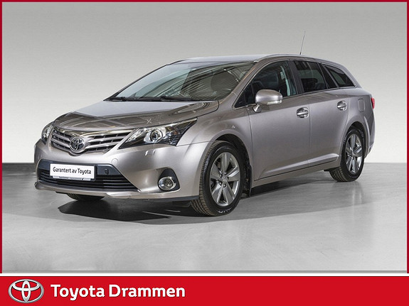 Toyota Avensis 1,8 147hk Advance Multidrive S  2014, 31870 km, kr 229000,-