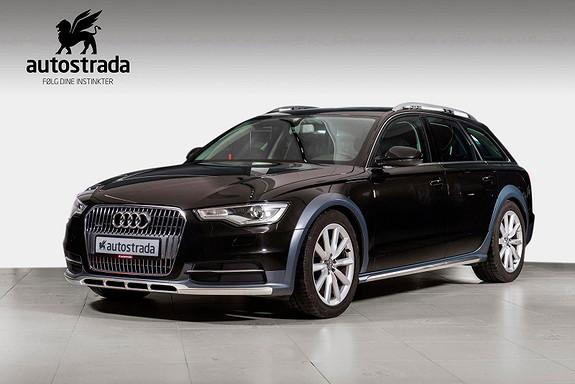 Audi A6 allroad 3,0TDI 204hk