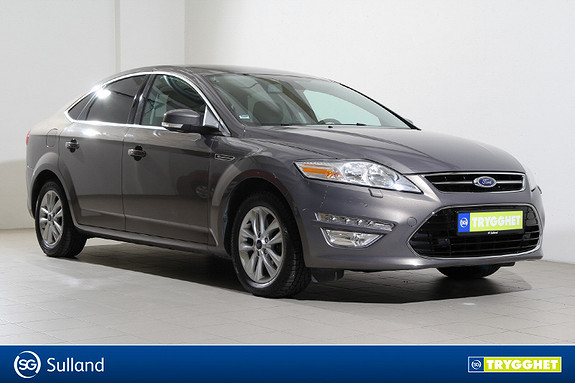 Ford Mondeo 2,0 TDCI 140hk Ghia Aut. Navi/Radio DAB+/Hengerfeste