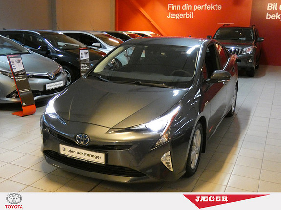 Toyota Prius 1,8 VVT-i Hybrid Executive  2016, 13900 km, kr 319000,-
