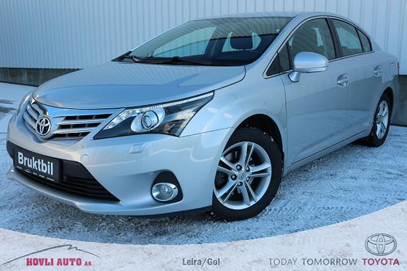 Toyota Avensis 1,8 147hk Advance // BiXenon // Motorvarmer // Navi //  2012, 105000 km, kr 169900,-