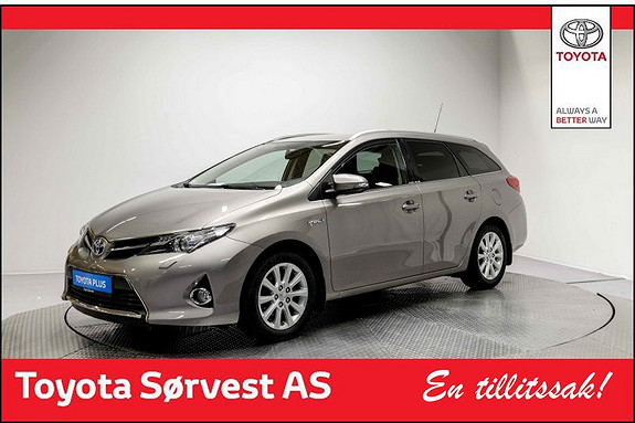 Toyota Auris Touring Sports 1,8 Hybrid Active+  2015, 42694 km, kr 228000,-