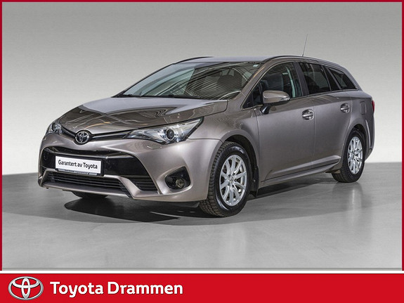 Toyota Avensis Touring Sports 1,8 Active M-drive 7S  2015, 51110 km, kr 279000,-