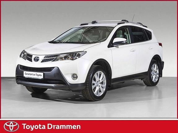 Toyota RAV4 2,0 D-4D 4WD Executive  2014, 91325 km, kr 279000,-