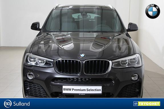BMW X4 xDrive20d aut M-Navi-HUD-EDC-DAB+-LED-Webasto-H&K++