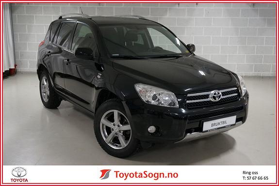 Toyota RAV4 2,2 D-4D 136hk DPF Cross Sport HENGERFESTE, MOTORVARMER  2008, 103200 km, kr 149000,-