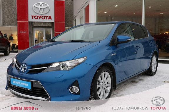 Toyota Auris 1,8 Hybrid E-CVT Active+ DAB//Hfeste//Skiboks//Bi-Xenon  2014, 48573 km, kr 219900,-