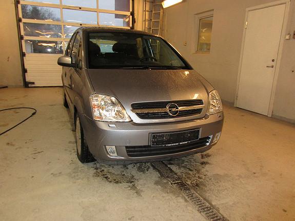 Opel Meriva 1,7 DTI  2004, 82231 km, kr 39900,-