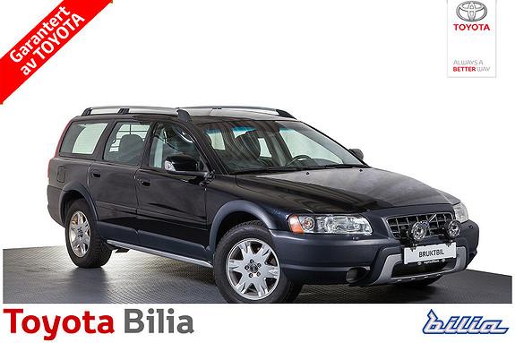 Volvo XC70 D5 aut Awd , 185hk, Summum, hengerfeste, DAB+  2007, 189125 km, kr 154900,-