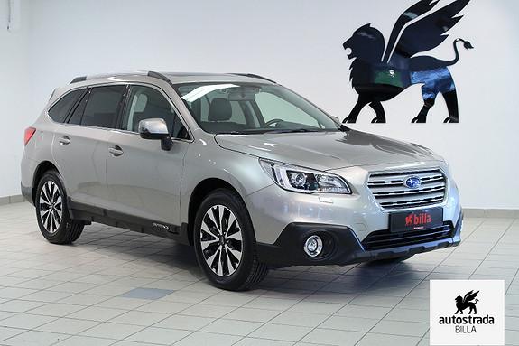 Subaru Outback 2.5i Premium 1,99% Rente Aut Skinn