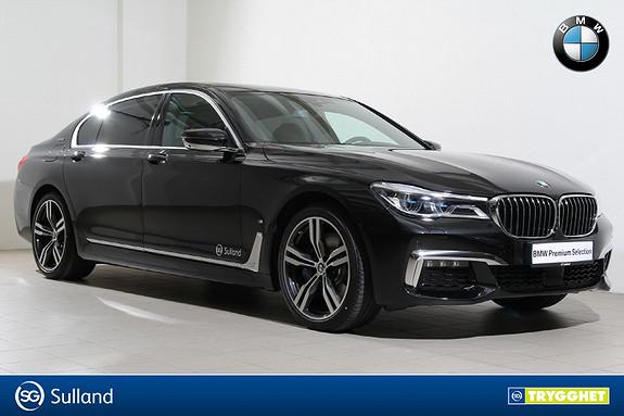 BMW 7-serie 740Le xDrive iPerformance M-Laser-HUD-Night.V-C.seter++