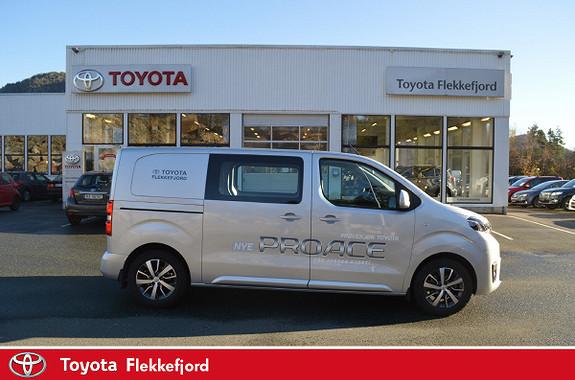 Toyota Proace 1,6 D 115 Comfort Medium L1H1  2016, 15000 km, kr 249000,-