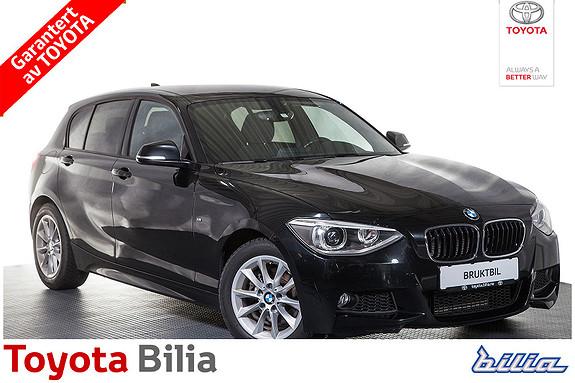 BMW 1-serie 118d 4x4 M-Sport ,DAB+  2014, 35000 km, kr 259000,-