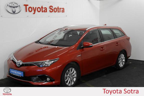 Toyota Auris Touring Sports 1,8 Hybrid Active S  2016, 46300 km, kr 249000,-