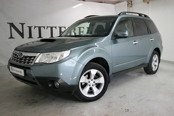 VS Auto - Subaru Forester