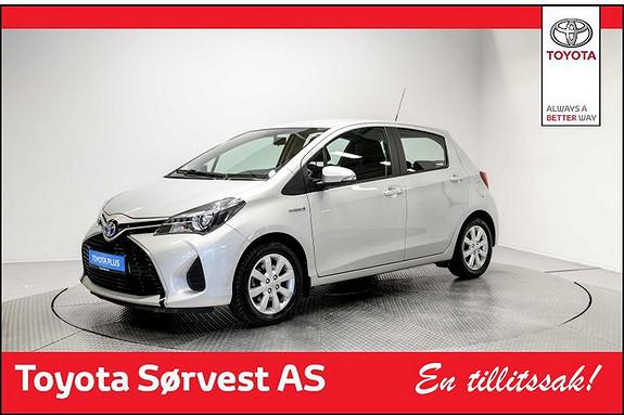 Toyota Yaris 1,5 Hybrid Active  2015, 46710 km, kr 179000,-