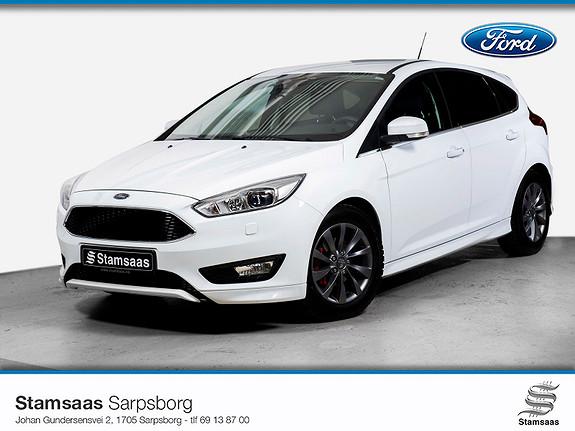 Ford Focus 1,0 EcoBoost 125hk Titanium Webasto l Styling l Kamera