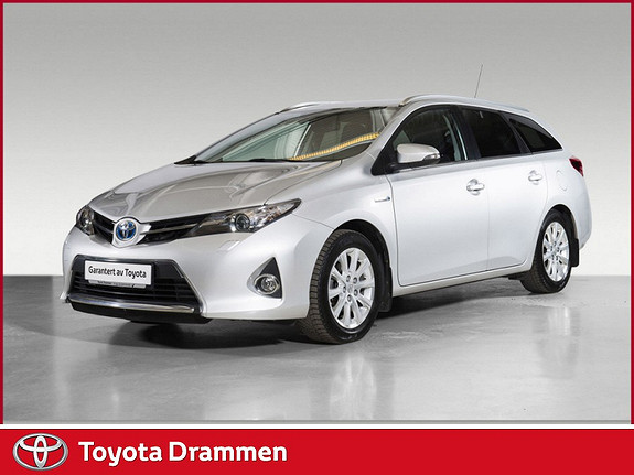 Toyota Auris Touring Sports 1,8 Hybrid Active+  2014, 59075 km, kr 199000,-