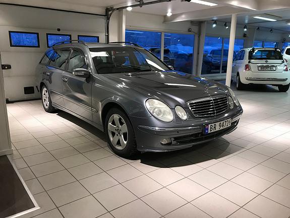 Mercedes-Benz E-Klasse E270 CDI Avantgarde Automat  2005, 250819 km, kr 109000,-
