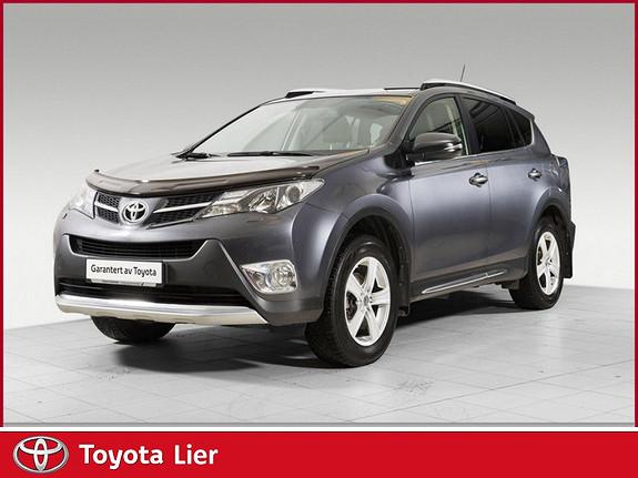 Toyota RAV4 2,2 D-CAT 4WD Exective aut Mye utstyr, hengerfeste, under  2013, 86042 km, kr 319000,-