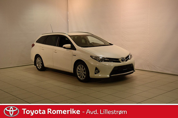 Toyota Auris Touring Sports 1,8 Hybrid Active+  2015, 41 867 km, kr 239 000,-