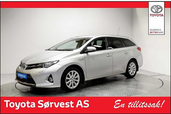 Toyota Auris Touring Sports 1,8 Hybrid Active+  2015, 40465 km, kr 229000,-