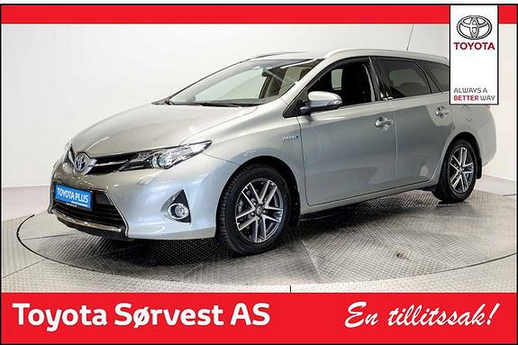 Toyota Auris Touring Sports 1,8 Hybrid Active+ Stort baggasjerom! Au  2015, 40534 km, kr 228000,-