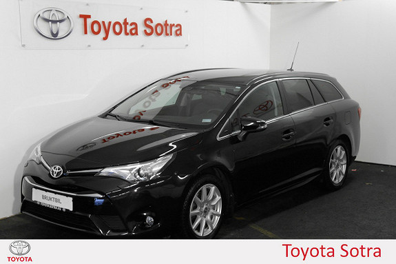 Toyota Avensis Touring Sports 1,8 Active Style M-drive 7S  2015, 48 600 km, kr 299 000,-