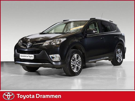 Toyota RAV4 2,0 4WD Executive CVT  2014, 54010 km, kr 359000,-