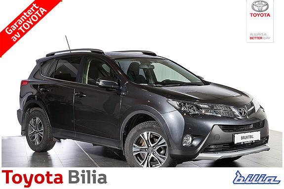 Toyota RAV4 2,0 D-4D 2WD Active Style  2015, 36978 km, kr 299900,-