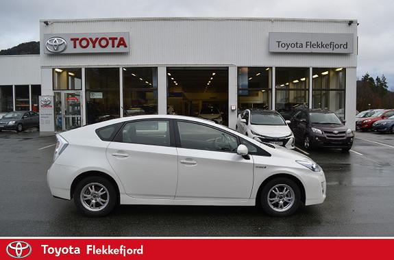 Toyota Prius 1,8 VVT-i Hybrid Executive SKINNSETER  2009, 116867 km, kr 129000,-