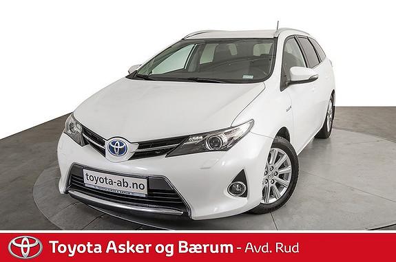 Toyota Auris Touring Sports 1,8 Hybrid Active+  2015, 37985 km, kr 239000,-
