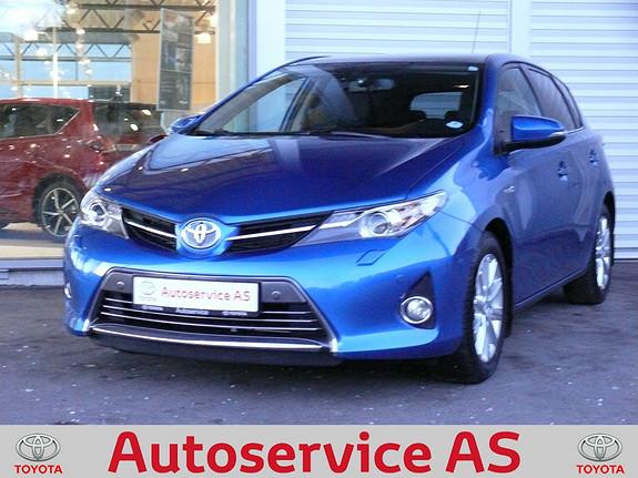 Toyota Auris 1,8 Hybrid E-CVT Executive  2014, 51000 km, kr 229000,-