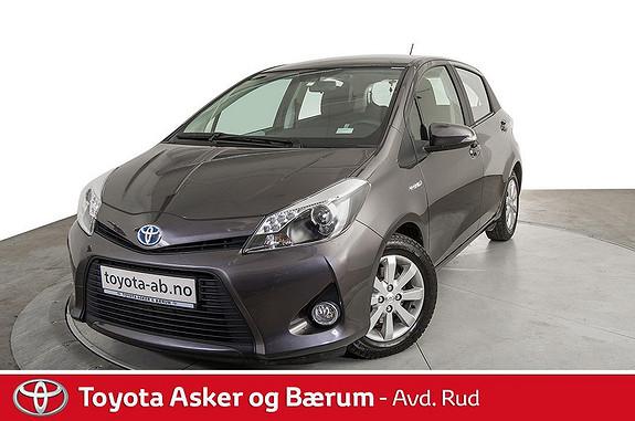 Toyota Yaris 1,5 Hybrid Active  2014, 23500 km, kr 169000,-