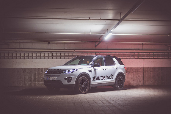 Land Rover Discovery Sport TD4 HSE Luxury 7 seter
