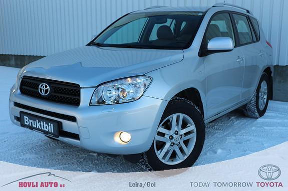 Toyota RAV4 2,0 VVT-i Executive aut. // Ryggekamera // DAB+ //  2006, 116000 km, kr 139900,-
