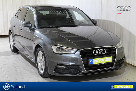 Audi A3 1,2 TFSI 110hk Attraction S tronic