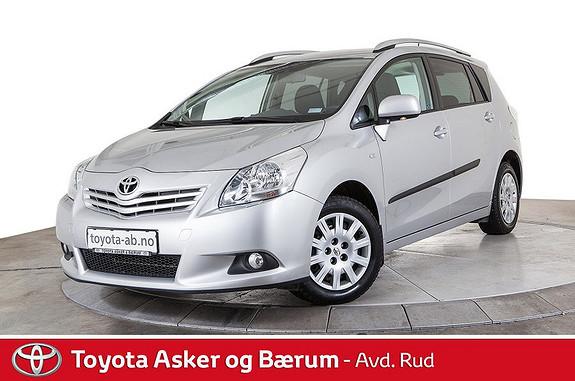 Toyota Verso 1,8 Advance 7 seter  2012, 83700 km, kr 199000,-