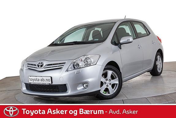 Toyota Auris 1,33 Dual VVT-i Stop&Start Advance RENTEKAMPANJE, 1 EIE  2010, 82900 km, kr 119000,-