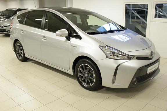 Toyota Prius 1,8 VVT-i Hybrid Executive  2016, 26176 km, kr 339000,-