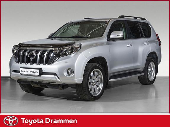 Toyota Land Cruiser 3,0 D-4D GX Aut  2014, 59050 km, kr 459000,-