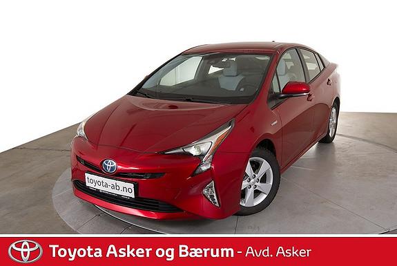 Toyota Prius 1,8 VVT-i Hybrid Executive SE HER  2017, 23000 km, kr 319000,-