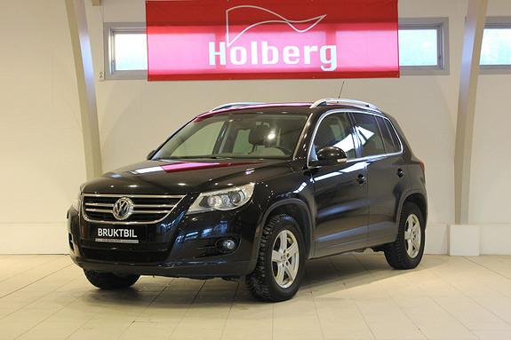 Volkswagen Tiguan 2,0 140hk CR TDI 4M Sport & Style Skinn, Hengerfeste++  2011, 152800 km, kr 189000,-