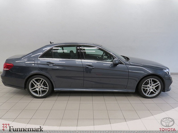Mercedes-Benz E-Klasse E220 CDI Avantgarde aut 170hk Facelift, AMG, Panorama.  2013, 87000 km, kr 385000,-