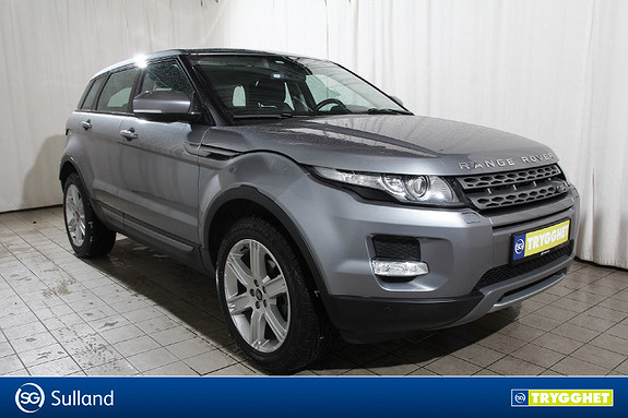 Land Rover Range Rover Evoque TD4 Pure AT
