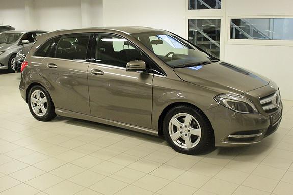 Mercedes-Benz B-Klasse B 180 CDI BlueEfficiency Sport aut.  2013, 53666 km, kr 209000,-